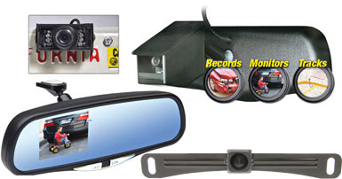 Back Up Camera Systems at RockAuto BackUpCam