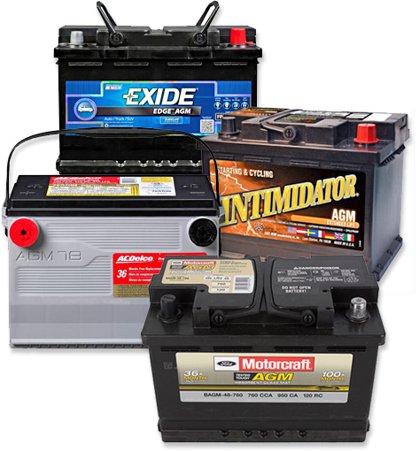 RockAuto Now Offers Batteries! 1-4-18Batteries