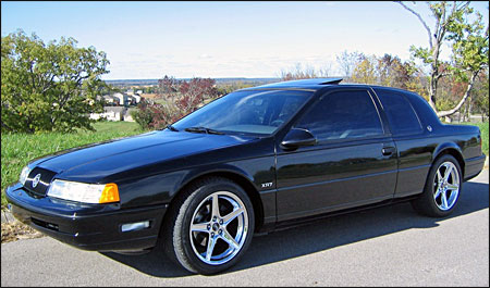 Tom's 1989 Mercury Cougar XR7