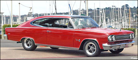 Keith's 1965 AMC Rambler Marlin