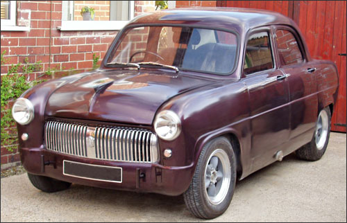 Peter's 1956 Ford Consul