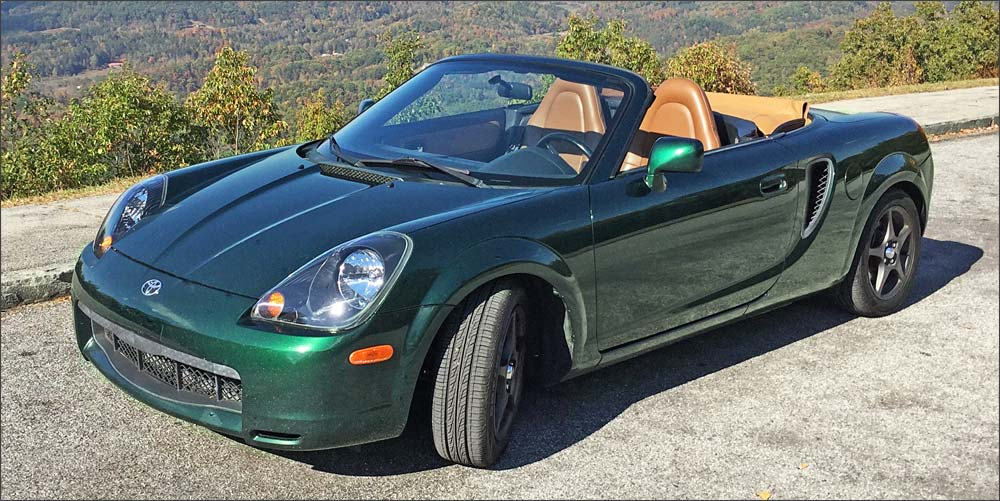 James' 2002 Toyota MR2 Spyder