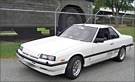 Chris's 1983 Nissan Skyline