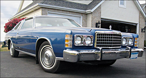 Jeff's 1976 Ford LTD