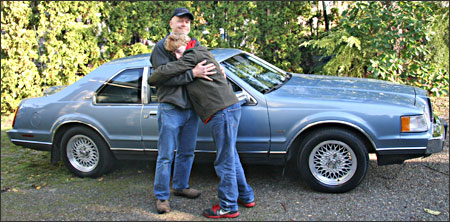 I just bought my son a 24 year old Lincoln Mark VII!
