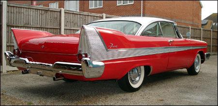 Alan's 1958 Fury