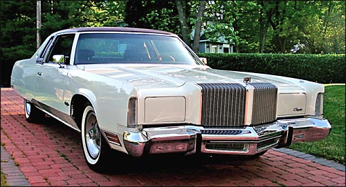 Vladimir's 1976 Chrysler New Yorker