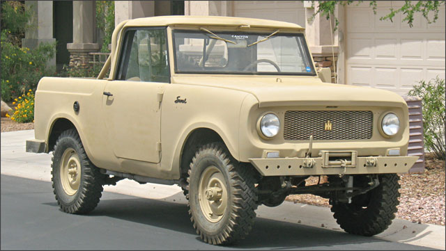 Michaels 1961 International Harvester Scout 80
