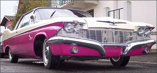 Francks 1960 Imperial Crown