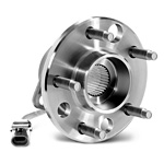 Raybestos Axle Bearing and Hub Assembly