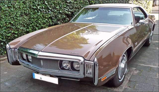 Thomas' 1970 Oldsmobile Toronado