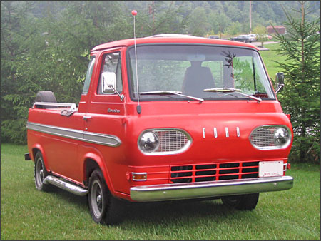 Ray's 1965 Ford Econoline Pickup