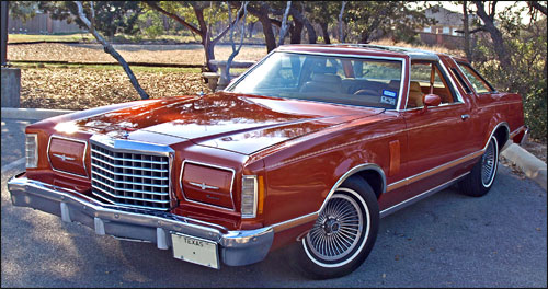 Stans 1978 Ford Thunderbird