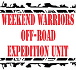 Weekend Warriors</a> Off-Road Expedition Unit