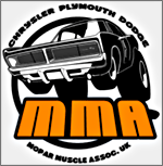 Mopar Muscle Association (MMA) U.K