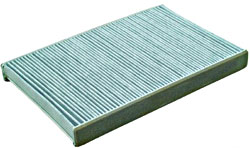 Denso particulate cabin air filter