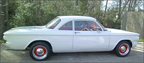 Bruces 1961 Chevrolet Corvair Monza