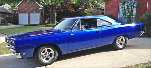 Larry's 1968 Plymouth Roadrunner