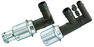Typical PCV Valves used by GM and Ford in the 1970's -'90s
