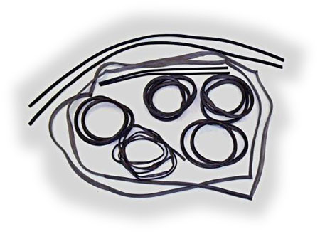 Weatherstrip kit for 1950-1974 Beetles