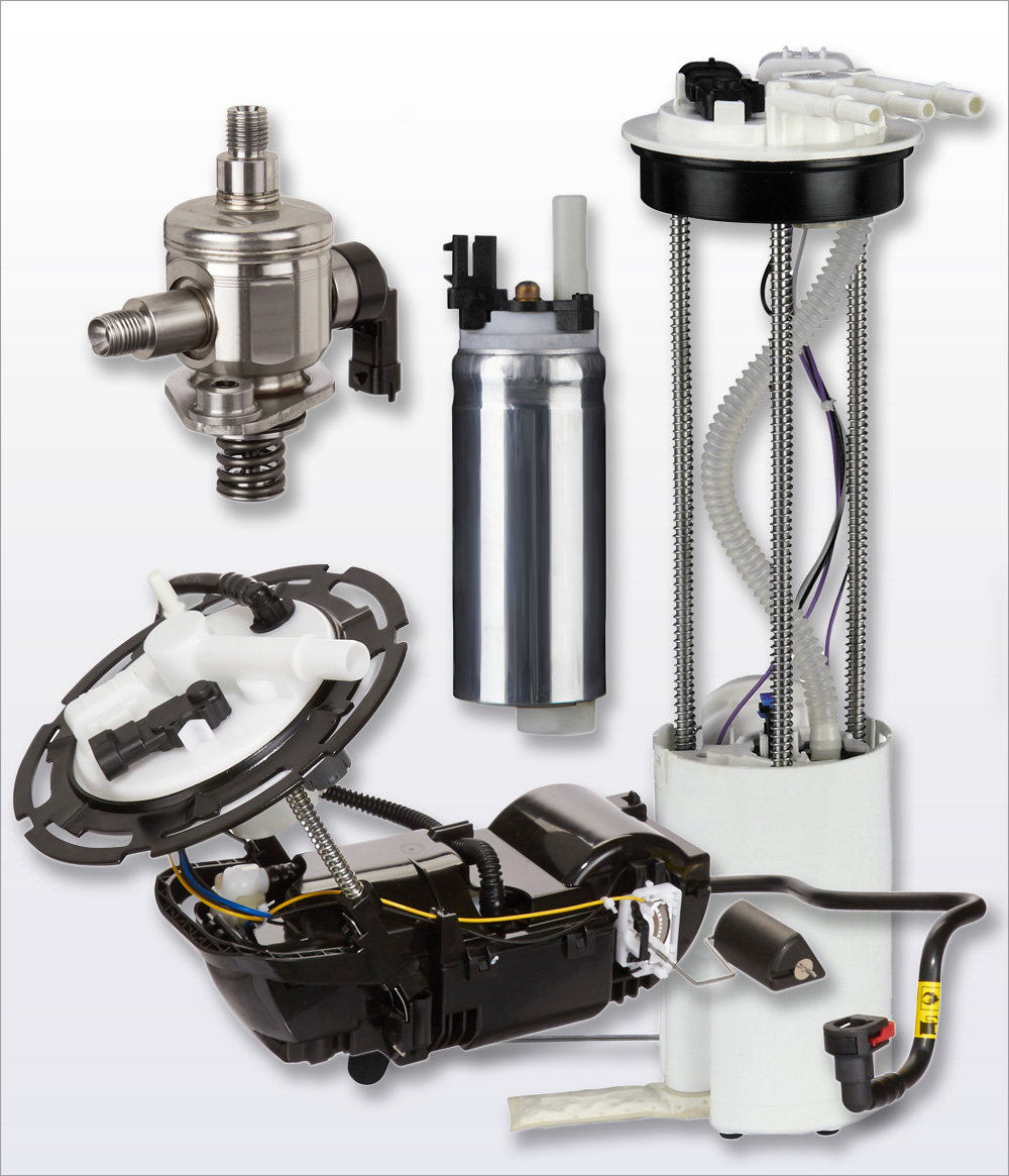 High quality well designed fuel pumps
