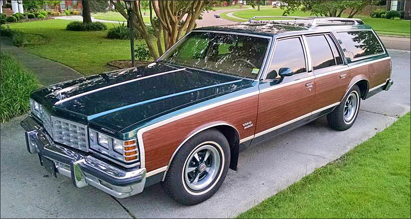 Michael's 1977 Pontiac Grand Safari