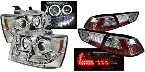 Spyder Lighting Products