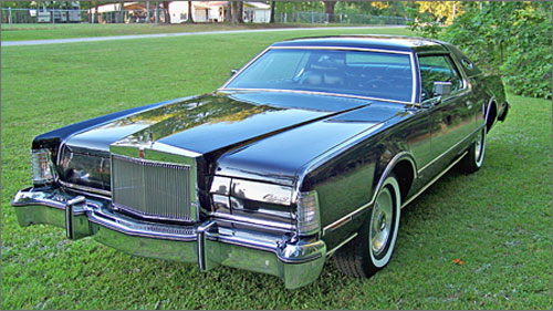 El Lincoln 