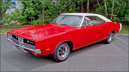 Brians 1969 Dodge Charger