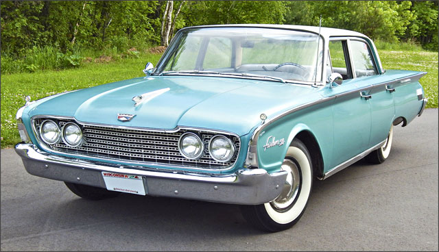 Jeff's 1960 Ford Fairlane 500