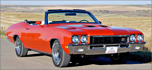 Tims 1972 Buick GS 350