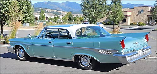 Greg's 1959 Chrysler New Yorker