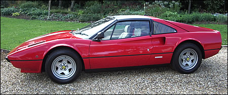 Ken's Ferrari 308 GTSi