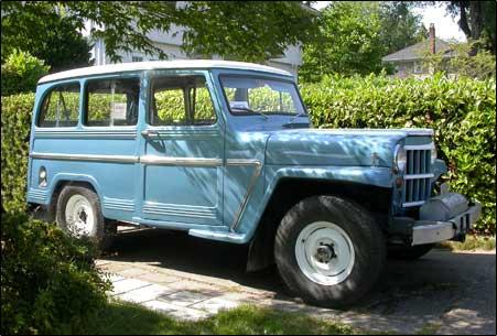 Pauls 1965 Willys