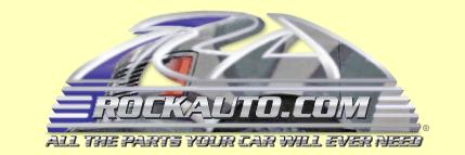 RockAuto.Com Savings, Order Now and Save! - Wythe Raceway