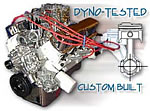 Dyno-Tested Custom Built