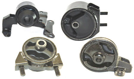 Typical Motor Mount Kit