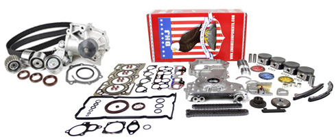 For the month of August, DNJ is offering an instant rebate on Engine Rebuild and Timing Belt Component kits