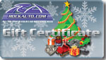 RockAuto Gift Certificate