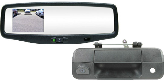 Rostra Back Up Cameras