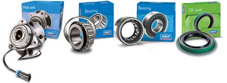 Les Roulements de SKF Disponible à RockAuto