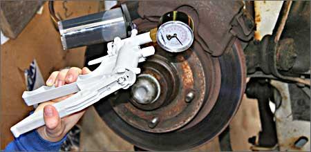 K TOOL Vacuum Pump