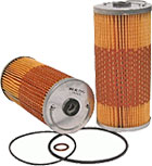 Oil filter cartridge and O-ring
