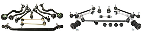 BMW and Mercedes-Benz Suspension Kits