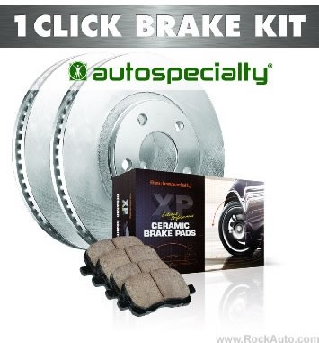 Brake Kits at RockAuto.com AutospecialtyFrontKit
