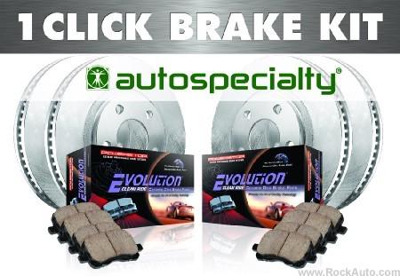 Brake Kits at RockAuto.com
