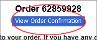 view order confirmation