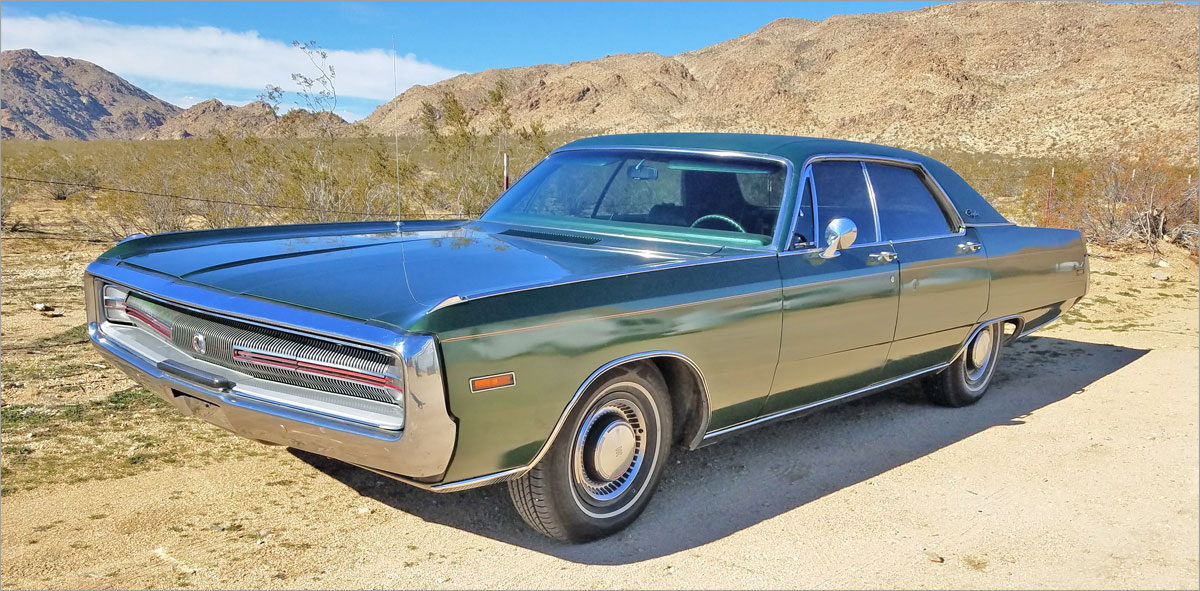 Bill's 1970 Chrysler 300