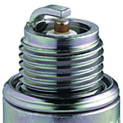 NGK 3212 {#B6L} Copper spark plug for a 1950 Ford