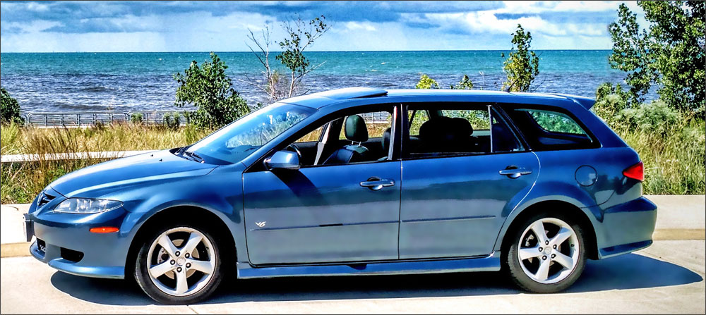 James' 2004 Mazda 6 Wagon